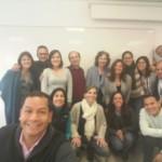 Taller sobre Liderazgo Consciente - Universidad Peruana de Ciencias Aplicadas.