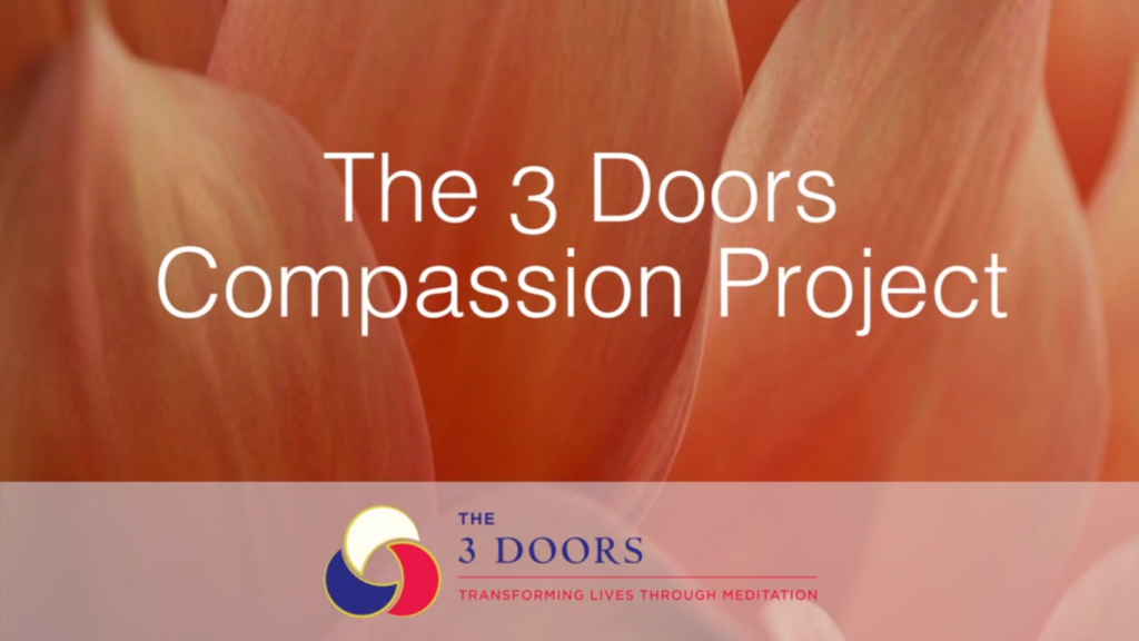 LEARN MORE about The 3 Doors Compassion Project 9 Month LIVE Online program led by Senior Teachers Marcy Vaughn and Gabriel Rocco. & The 3 Doors | Transforming Lives Through Meditation Pezcame.Com
